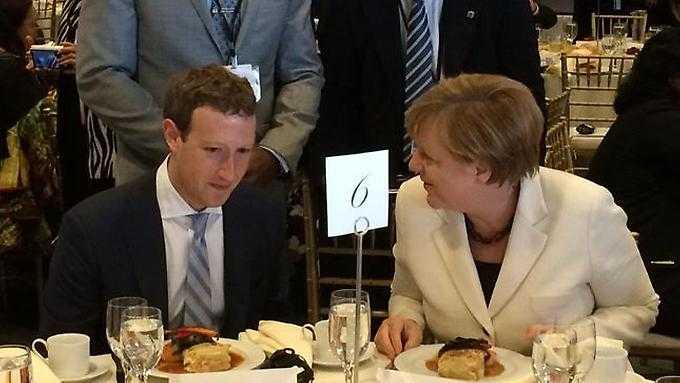 Merkel-Zuckerberg
