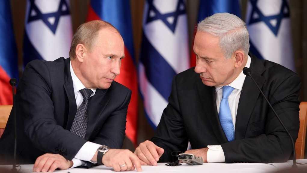 Putin si Bibi