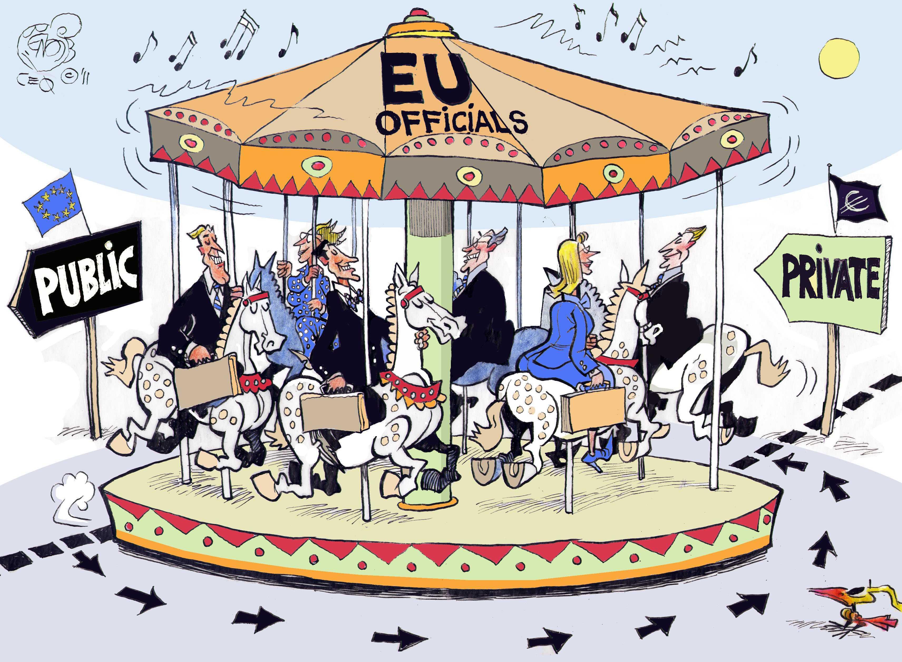 """""""LOVITURA DE STAT"""" EUROCRATA DIN PORTUGALIA/ Comisia Europeana si principiul usii rotative: COMISARII, LOBBYSTI AI MARILOR CORPORATII/ Sensul parteneriatelor trans-atlantice si trans-pacifice: EXTINDEREA MONOPOLURILOR CORPORATISTE"""