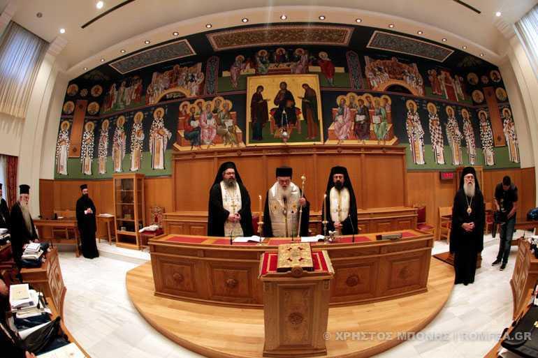 """IPS Ieronim, Intai-Statatorul Bisericii Greciei, CRITICA REFORMELE IMPUSE CREDITORII INTERNATIONALI, indreptate impotriva SCOLII, CREDINTEI, FAMILIEI SI TRADITIEI GRECESTI: <i>""""Incidentul cu ora de religie este doar varful aisbergului. Ceea ce e mai tragic este ca dusmanii se afla inauntrul cetatii""""</i>"""