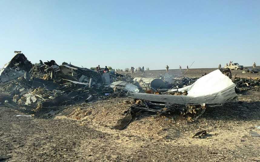 AVION DE LINIE RUSESC PRABUSIT IN SINAI. Statul Islamic pretinde ca ar fi doborat avionul. TOTI PASAGERII, 224 DE OAMENI, AU MURIT