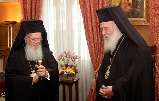 Tensiuni intre Biserica Greciei si Patriarhia Constantinopolului. ARHIEPISCOPUL IERONIM AL ATENEI BOICOTEAZA SINODUL PANORTODOX