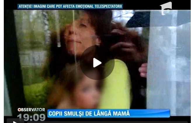 Copiii doctoritei CAMELIA SMICALĂ din FINLANDA, rapiti din nou de POLITIA COPILULUI!