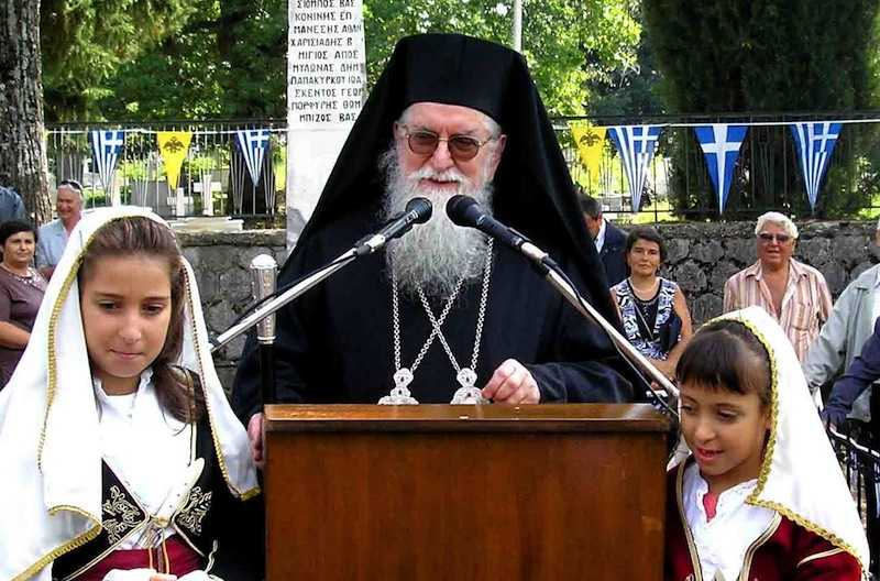 """Parteneriatele civile homosexuale din Grecia. MITROPOLITUL ANTHIMOS AL TESALONICULUI: <i>""""Chiar daca vom ramane putini, niciodata nu va pieri ceea ce ne invata Evanghelia""""</i>/ IPS ANDREI DE KONITSA: <i>""""Este o RUSINE cumplita. CEI CARE AU VOTAT ACEASTA LEGE JOSNICA NU VOR FI PRIMITI IN MITROPOLIA MEA""""</i>"""