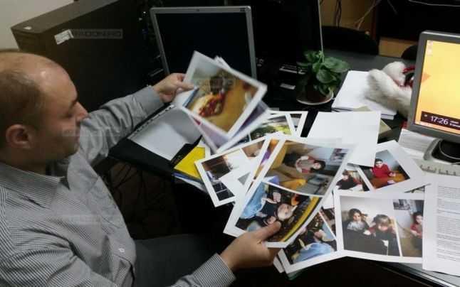 De patru ani, Marius Rădulescu şi-a văzut copiii preluaţi de autorităţile norvegiene doar în poze
