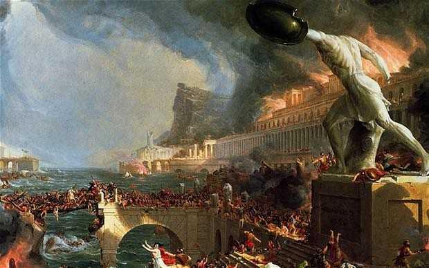 O istorie nefardata a prabusirii Imperiului Roman de Apus. HOMOSEXUALITATEA AFISATA PUBLIC SI EXPLOATAREA NEMILOASA A SARACILOR, VICIILE CARE AU DUS LA PRABUSIREA UNEI CIVILIZATII. Marturia scriitorului bisericesc Salvianus
