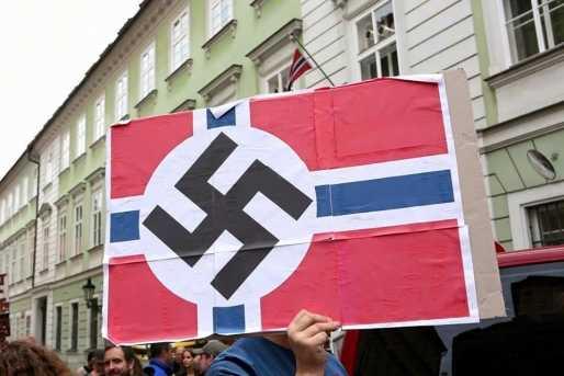 norvegia fascista