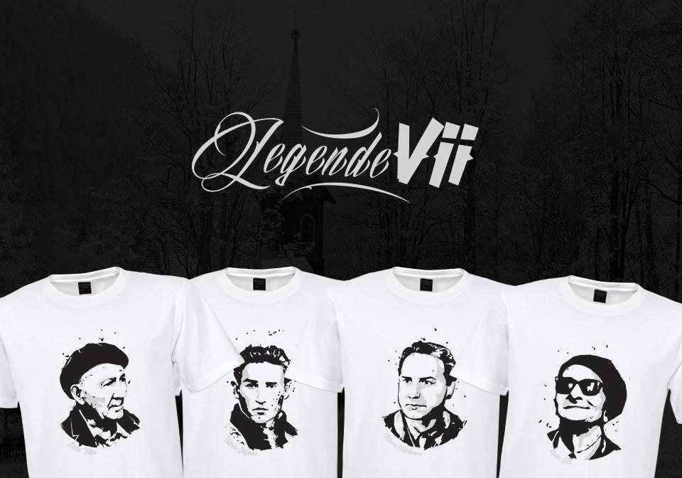 """PRECEDENT. Administratorul siteului-magazin """"LEGENDE VII"""", URMARIT PENAL, la sesizarea Institutului Elie Wiesel, pentru tricouri cu MIRCEA VULCANESCU, Pr. GHEORGHE CALCIU si RADU GYR"""