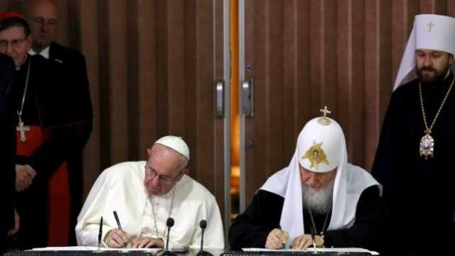 pope-francis-l-and-russian-orthodox-patriarch-kirill-reuters