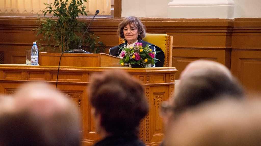 Ana Blandiana Universitatea Cluj dr honoris causa