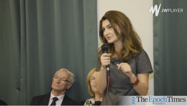 """Ambasada Israelului si Institutul Elie Wiesel critica numirea OANEI STANCIULESCU la CA al TVR. Cum se apara jurnalista de acuzatiile de PRO-LEGIONARISM si relativizare a HOLOCAUSTULUI/ Mesajul lui OCTAV BJOZA pentru Oana Stanciulescu: ESTI FIICA NOASTRA ADOPTIVA. <i>""""Nu putem acuza în bloc, membri ai mişcării legionare, atâta timp cât nu au comis crime, după cum nu acuzăm în bloc, nici membrii partidului comunist""""</i>"""