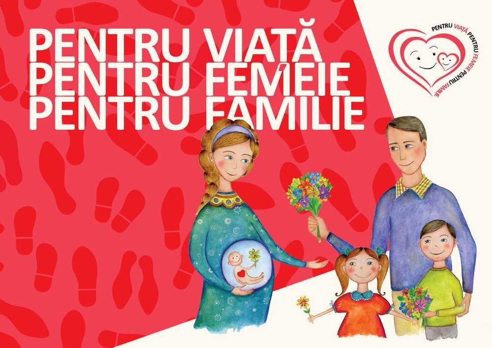 <i>PENTRU VIATA, PENTRU FEMEIE, PENTRU FAMILIE</i>. Patriarhia Română susține Marșul pentru viață 2016/ Corturile Coalitiei pentru Familie din Bucuresti &#8211; vandalizate/ CINE ATACA MISCAREA PRO-FAMILIE DIN ROMÂNIA?