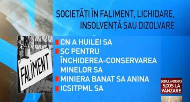 FALIMENTAREA SISTEMULUI ENERGETIC NATIONAL (<i>video</i>)