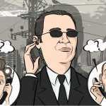 ascultarea telefoanelor
