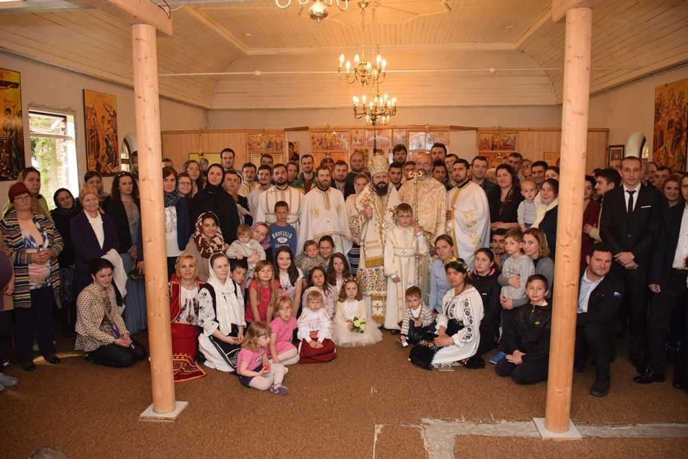 Întrunirea tinerilor ortodocși din Europa de Nord, o inițiativă a PS Macarie Drăgoi