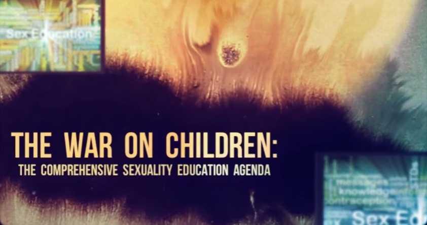 RAZBOIUL IMPOTRIVA COPILARIEI. Film documentar despre EDUCATIA SEXUALA COMPREHENSIVA (Video)/ Gendercidul sau AVORTUL SELECTIV