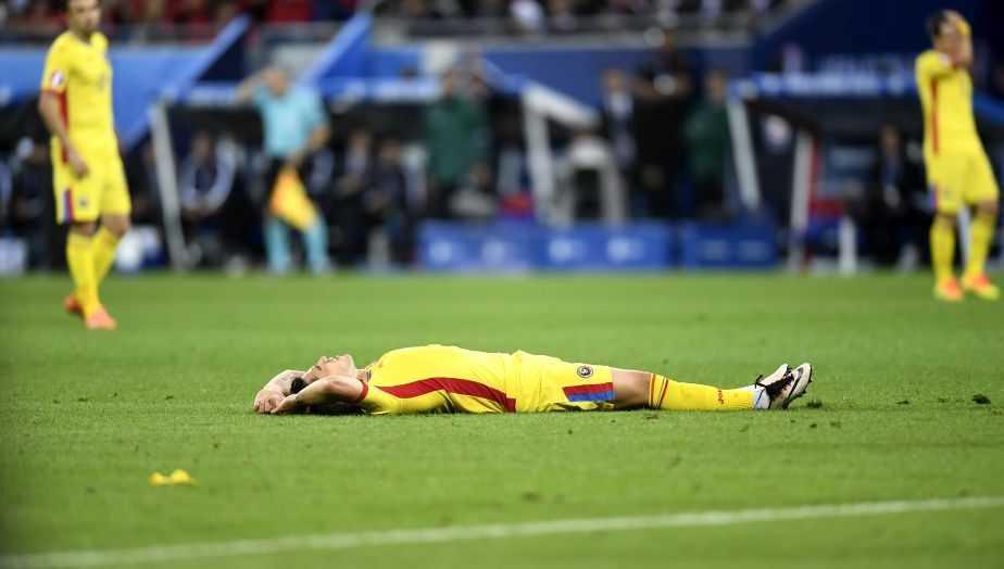 """Esecul istoric al """"nationalei"""" de fotbal a României la EURO 2016 – SIMBOLUL """"PROFETIC"""" AL PRABUSIRII UNEI TARI sub povara propriilor nevolnicii. <i>""""Realitatea e că am fost reduși la nivelul unor sclavi incapabili să mai discearnă între robie și libertate""""</i>"""