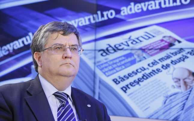 Mircea Dumitru la Adevarul