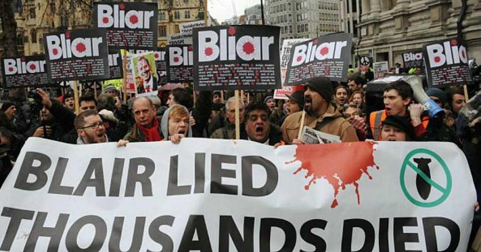 RAPORT ISTORIC al comisiei de ancheta CHILCOT privind RAZBOIUL DIN IRAK, care pune in lumina vinovatia fostului premier TONY BLAIR. MAREA DEZINFORMARE americano-britanica care a provocat UN MACEL INUTIL, ARUNCAREA IN HAOS A IRAKULUI si aparitia ISIS