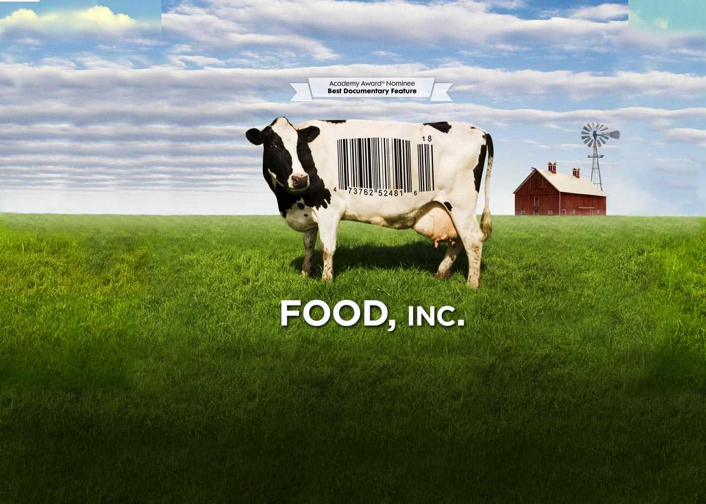 FOOD INC. Documentar care denunta SISTEMUL ALIMENTAR INDUSTRIAL. Obezitate si diabet pentru profit corporatist (Video)