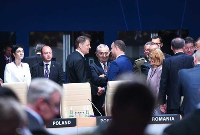 """Summitul NATO de la Varsovia. ROMÂNIA NU ARE POLITICA EXTERNA, CI OFICIU DE PROPGANDA. Tarile Baltice si Polonia si-au consolidat pozitia. FRONTUL ROMÂNESC – VULNERABIL SI EXPUS/ Premierul Bulgariei vrea DEMILITARIZAREA MARII NEGRE/ Interesanta apropiere intre ROMÂNIA și POLONIA. Vor fi acestea o """"voce unica"""" si in UE?"""