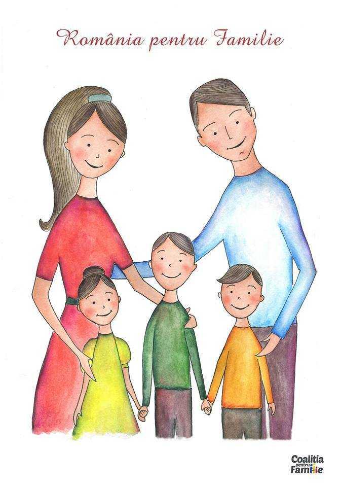 O samă de clisee otravite despre demersul si sustinatorii COALITIEI PENTRU FAMILIE