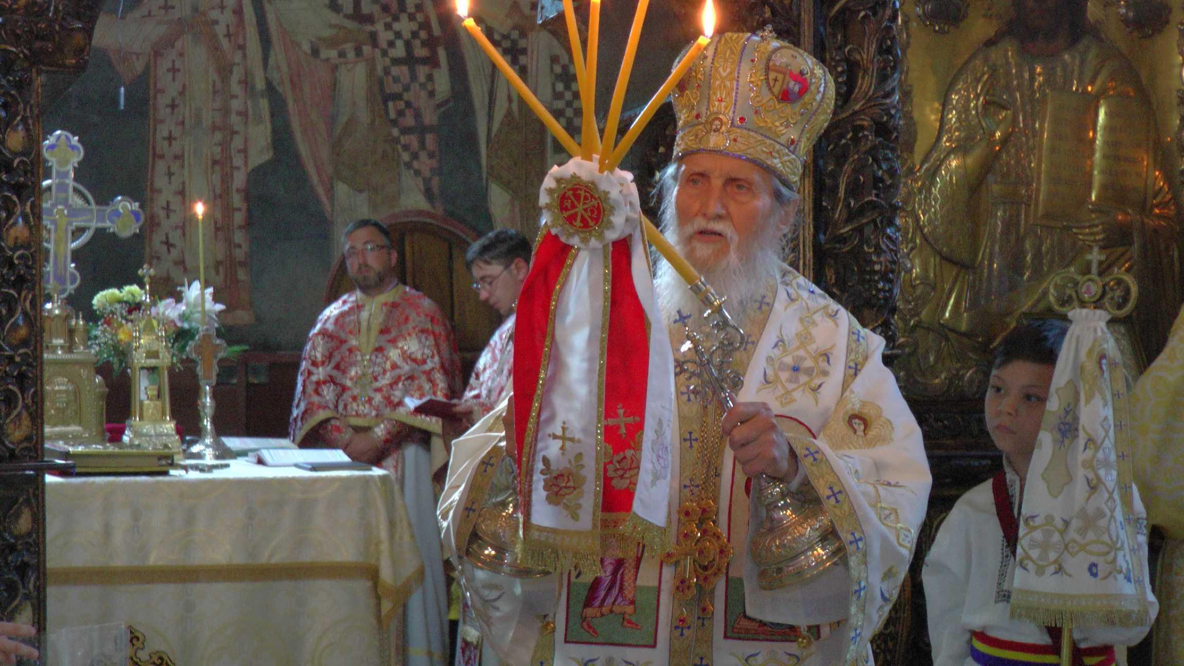 IPS PIMEN, Arhiepiscopul Sucevei si Radautilor, a implinit 87 de ani