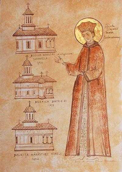 PIESA DE TEATRU CRESTIN despre SFINTII BRANCOVENI, cu actori ortodocsi practicanti