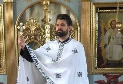 preotul ortodox Vasile Antonie Tămaș