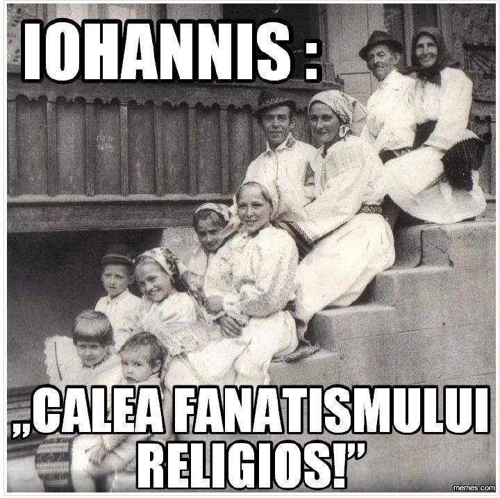 """Pe cine reprezinta presedintele? IOHANNIS, INTREBAT DESPRE DEMERSUL COALITIEI PENTRU FAMILIE DE MODIFICARE A CONSTITUTIEI: <i>""""E gresit sa mergem pe calea fanatismului religios""""</i>"""