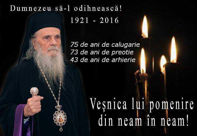 <i>&#8220;Dumnezeule, dar eu nu vreau sa ma duc in Rai singur, eu vreau sa ma duc cu poporul!&#8221;</i> &#8211; VESNICA POMENIRE IPS JUSTINIAN, &#8220;voievodul&#8221; duhovnicesc al Maramuresului. POVESTEA VIETII UNUI MONAH SI ARHIEREU SFANT, marturii si evocari, CUVINTE DUHOVNICESTI (video)