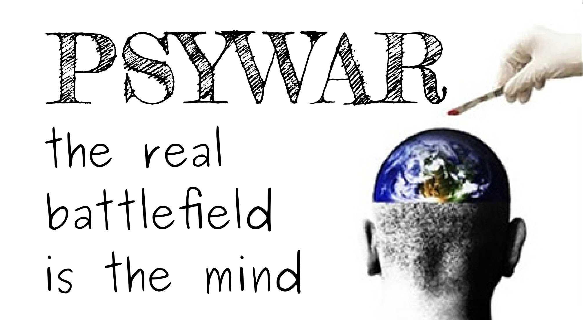 PSYWAR sau RAZBOIUL PSIHOLOGIC (documentar video). Cum este folosita PROPAGANDA pentru controlarea MAJORITATII