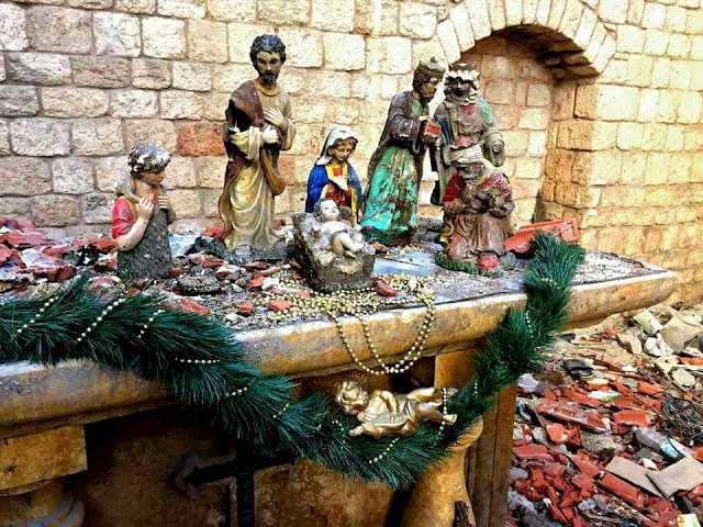 "LUAND IN SERIOS CRACIUNUL/ <i>""In 2016 Hristos s-a nascut la ALEP, nu la Betleem""</i>"