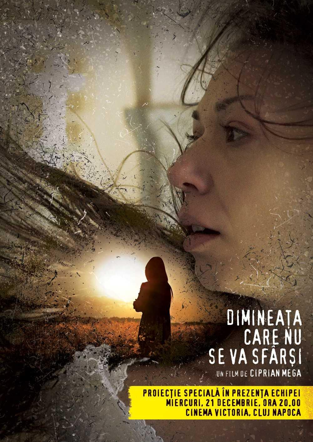 PREMIERA FILMULUI <i>&#8220;DIMINEATA CARE NU SE VA SFARSI&#8221;</i>, REALIZAT DE PR. CIPRIAN MEGA. Cluj, 21 decembrie (Video &#8211; Trailer)