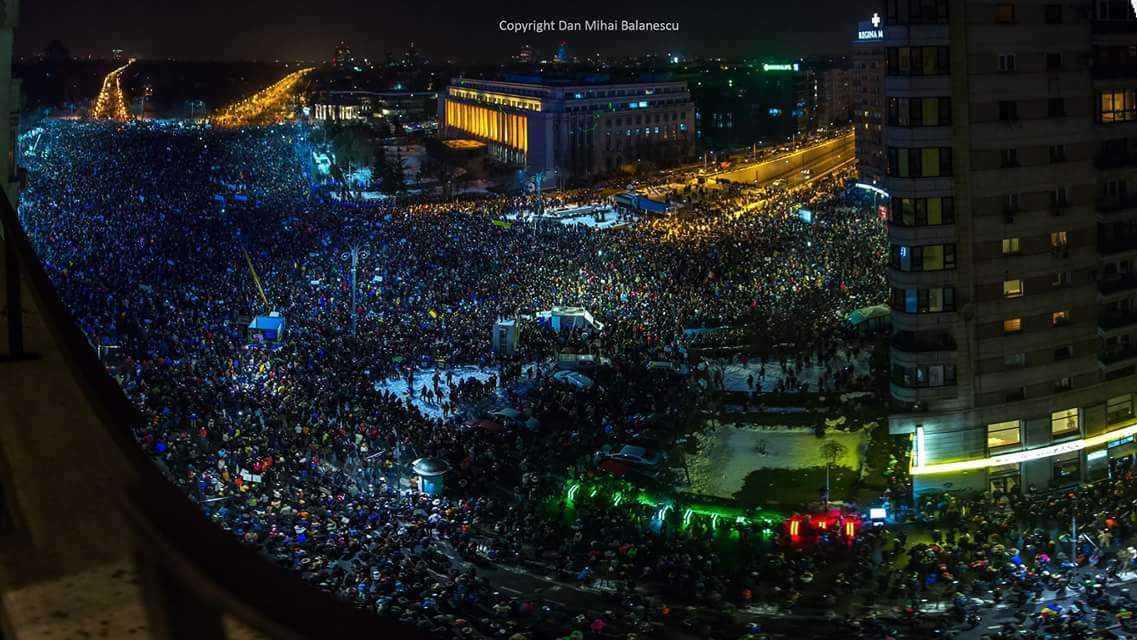 """<i>""""Revolutia luminilor""""</i> reconfirma statutul de colonie politieneasca al României. GALAXIA SOROS SI BEZNA PREZIDENTIALA. Care vor fi consecintele Euromaidanului românesc?"""