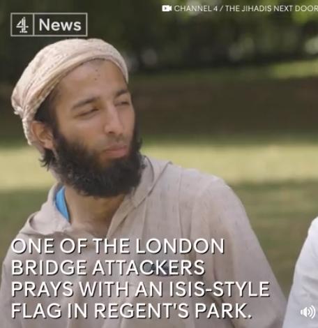 TERORISM CU VOIE DE LA POLITIE? Jihadistul de la London Bridge aparuse inclusiv intr-un documentar despre musulmani radicalizati…