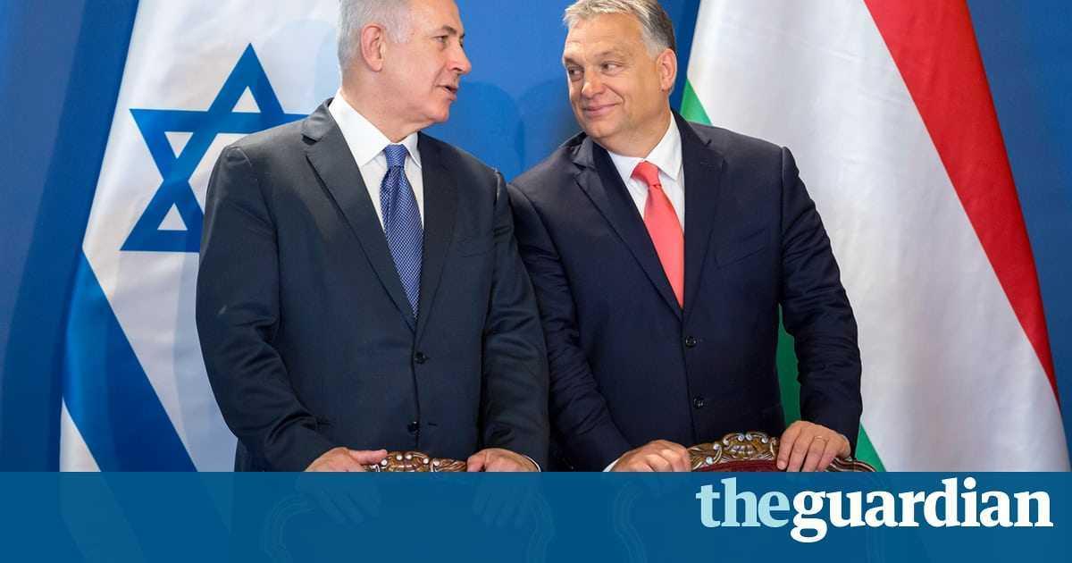 """FILIERELE ISRAELIENE ALE ANTI-SOROSISMULUI. Folosita ca marota pentru a invoca pericolul """"antisemitismului"""", tema SOROS este parte a unei ALIANTE atipice intre NETANYAHU si GRUPUL DE LA VISEGRAD"""