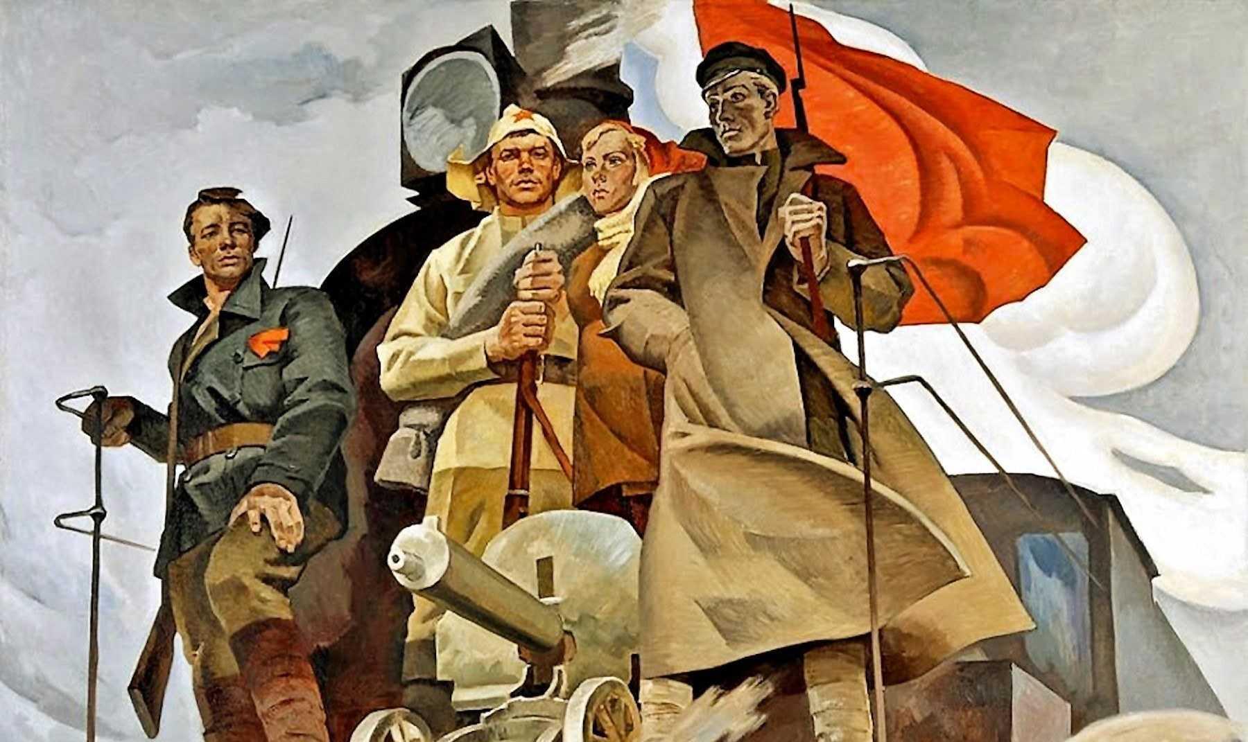 Bolșevicii s-au întors și nu vor pleca prea devreme. Ce-i de făcut?