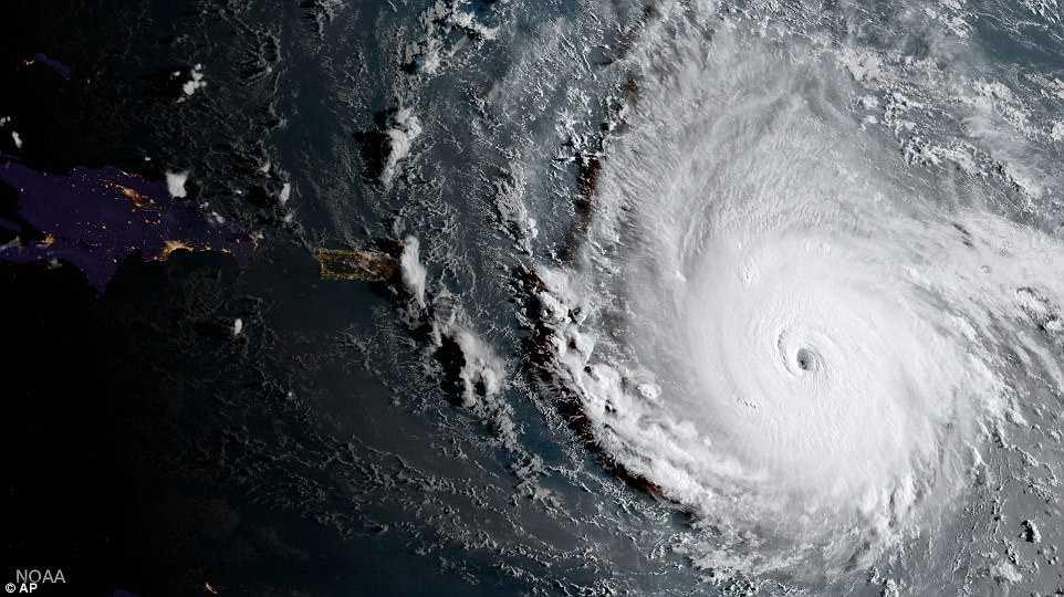 URAGANUL IRMA – cea mai puternica furtuna inregistrata vreodata in ATLANTIC (Video)