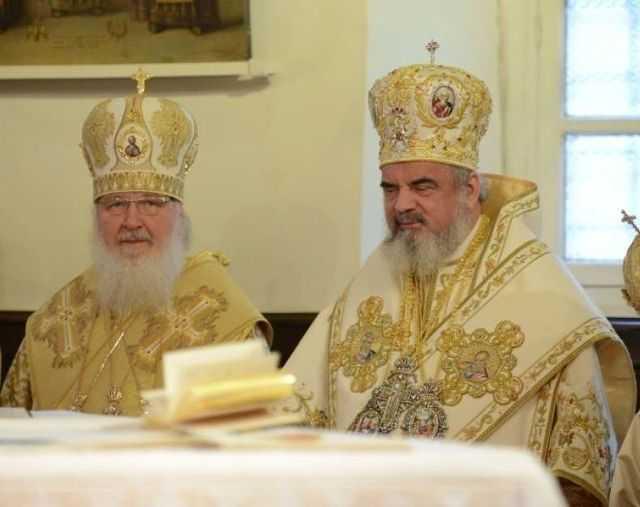 PATRIARHUL DANIEL va vizita Rusia, intorcand vizita recenta a Patriarhului Kirill