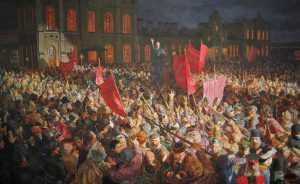 REVOLUTIA BOLSEVICA DIN 7 NOIEMBRIE 1917