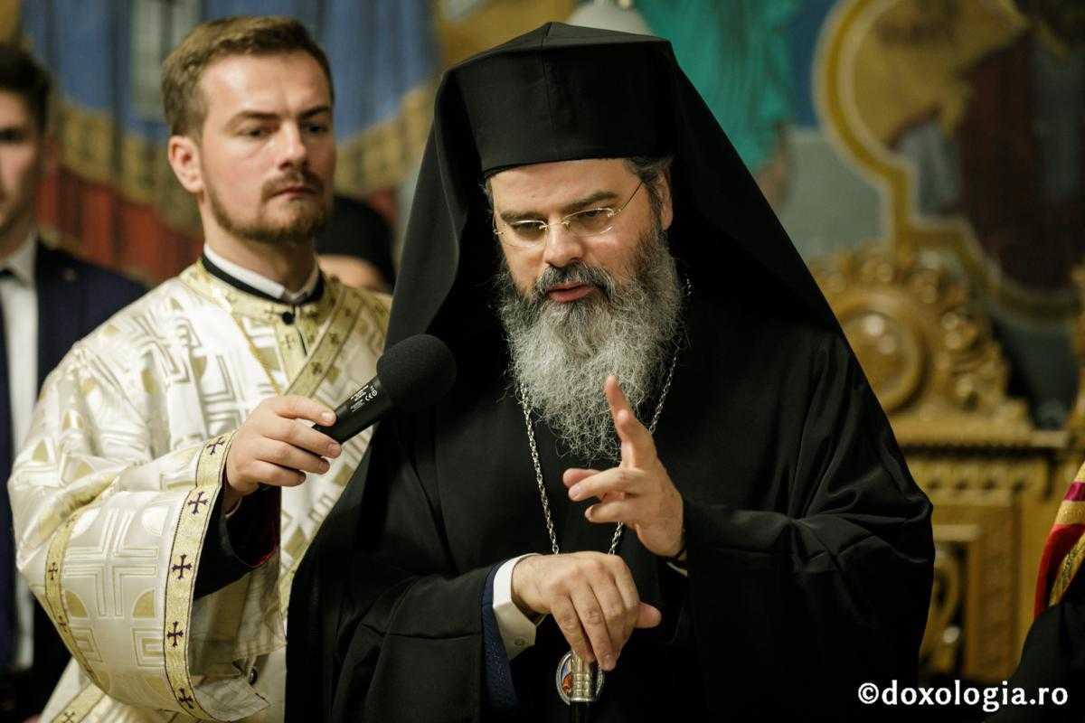 """PS IGNATIE: Rostul Bisericii este de a intra in OPOZITIE cu derapajele morale si cu NEBUNIA IDEOLOGIEI GENDER. <i>""""În România, cel puțin pe latura aceasta a progresiștilor liberali, există o intruziune, o formă de agresivitate viscerală față de tot ceea ce înseamnă credință""""</i>"""