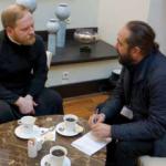 Interviu cu Pr. ALEXANDR VOLKOV