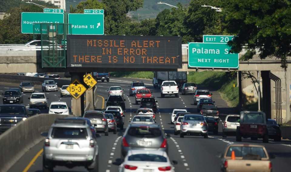 Falsa alarma nucleara din Hawaii: EXPERIMENT SOCIAL sau/si campanie de PR pentru a obisnui populatia cu un RAZBOI NUCLEAR?
