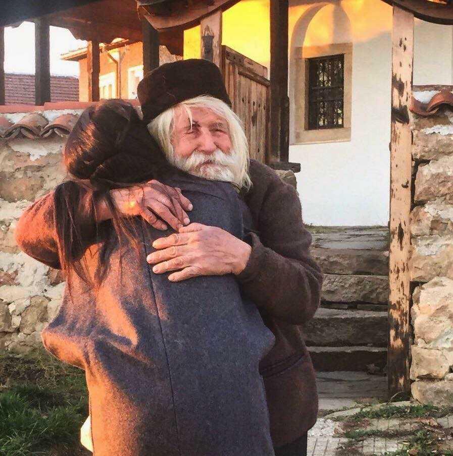 """DOBRI DOBREV, SFÂNTUL """"CERȘETOR"""" PENTRU HRISTOS DIN BULGARIA, a plecat la Domnul, la vârsta de 103 ani (FOTO, VIDEO)"""