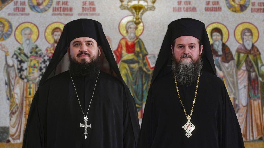 """PĂRINTELE TEOFIL ROMAN, eclesiarhul Catedralei din Cluj-Napoca, ales ARHIEREU VICAR al Episcopiei Ortodoxe Române a Spaniei și Portugaliei, iar ARHIM. ATANASIE RUSNAC – vicar la Episcopia Italiei/ HOTĂRÂRI ALE SFÂNTULUI SINOD PRIVITOARE LA RISCUL DE """"AUTO-SECULARIZARE"""" A SPAȚIULUI BISERICII PRIN SPECTACOLE ȘI FILMĂRI"""