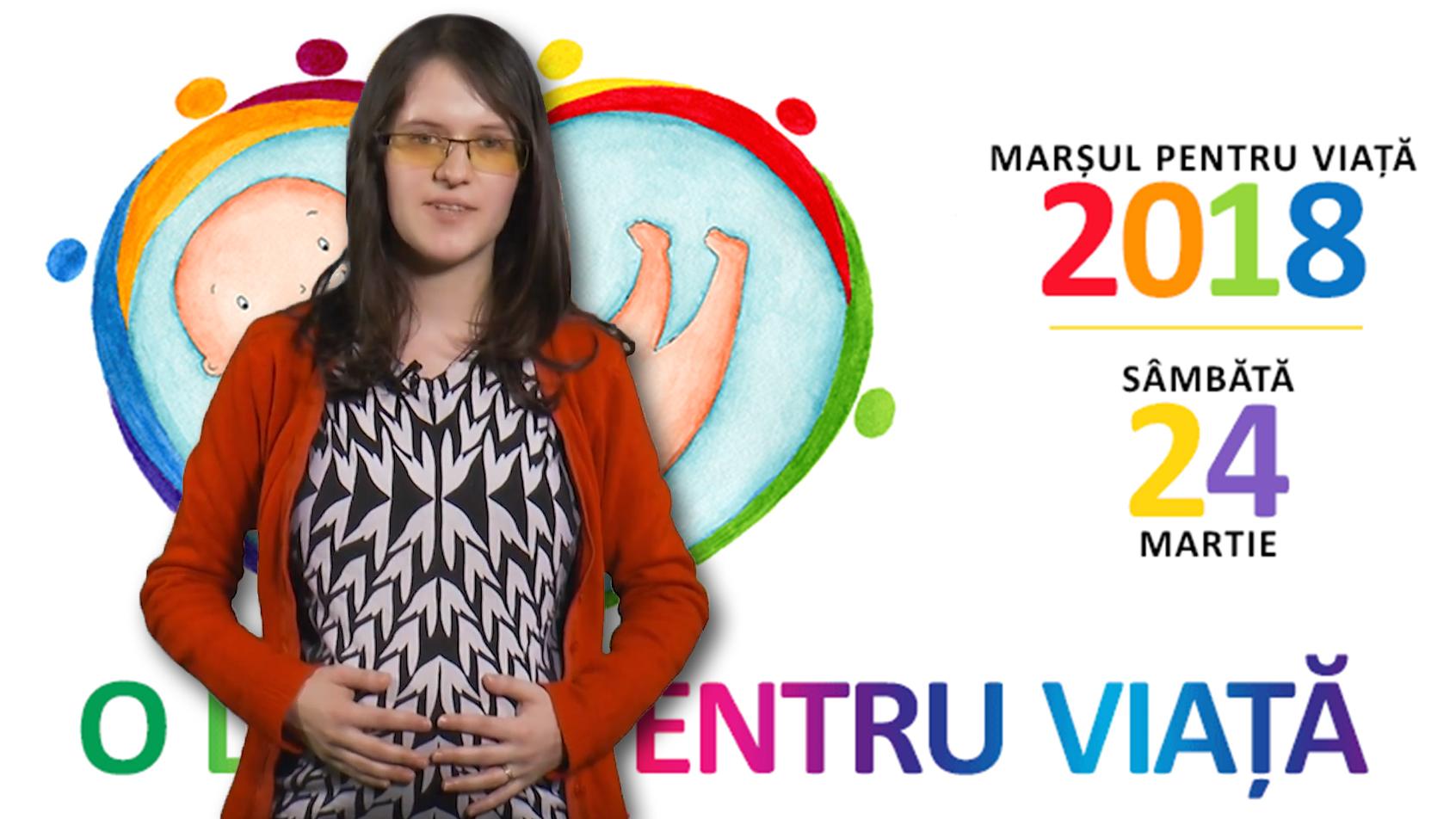 """MARȘUL PENTRU VIAȚĂ – 24 martie 2018, <i>""""O lume pentru viață""""</i>, în întreaga țară. MITROPOLITUL MOLDOVEI, ÎPS TEOFAN: <i>""""Sunteți așteptați la procesiune în ajun de mare praznic pentru că ȘTIM CĂ VĂ DOARE, ȘTIM CĂ VĂ PASĂ""""</i> (video)"""