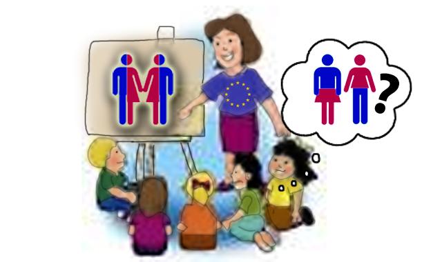 LEGĂTURA DINTRE IDEOLOGIA DE GEN (devenită normă juridică în România) și REFERENDUMUL PENTRU CĂSĂTORIE (care este referendumul pentru definiția termenului de SOȚI)