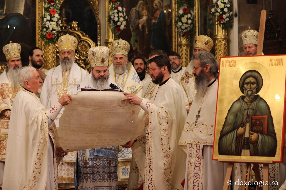 SFÂNTUL IOSIF CEL MILOSTIV (Mitropolitul Iosif Naniescu) și SFÂNTUL GHEORGHE PELERINUL (Moș Gheorghe Lazăr) – NOI SFINȚI OCROTITORI AI MOLDOVEI. Mărturii documentare, slujba de priveghere și cea de proclamare a canonizării (VIDEO, FOTO)