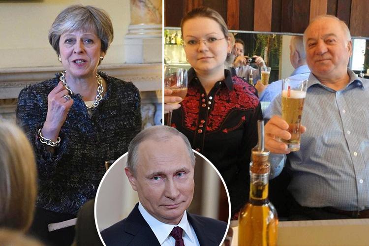 RAZBOI DIPLOMATIC INTRE VEST SI RUSIA. Cazul Skripal si expuzlarile in masa reciproce de diplomati/ SE REPETA MIZANSCENA DIN 2003 CARE A DUS LA INVADAREA IRAKULUI?